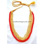 Multilayer pearl necklace with price