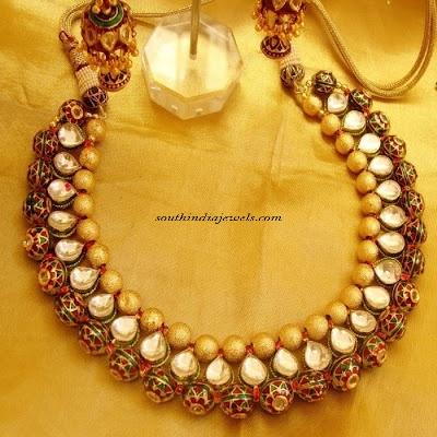 Jaipur Jewellery Choker set