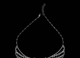 tanishq diamond necklacce