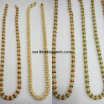 Imitation Pearl Chains