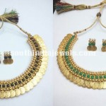 Kasumalai Necklace Set in Different Colors