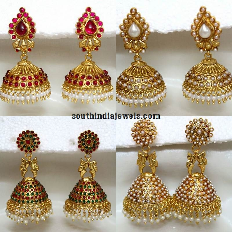 Kemp Jhumki collections