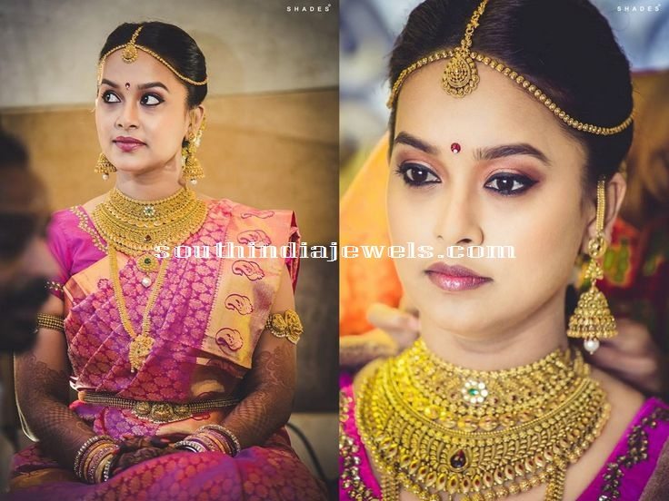 South Indian Bridal Jewellery Design