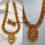 Temple Jewellery Long Necklace