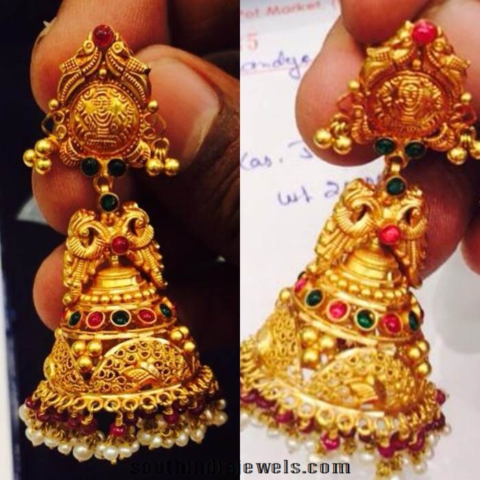 18gms-gold-antique-jhumka
