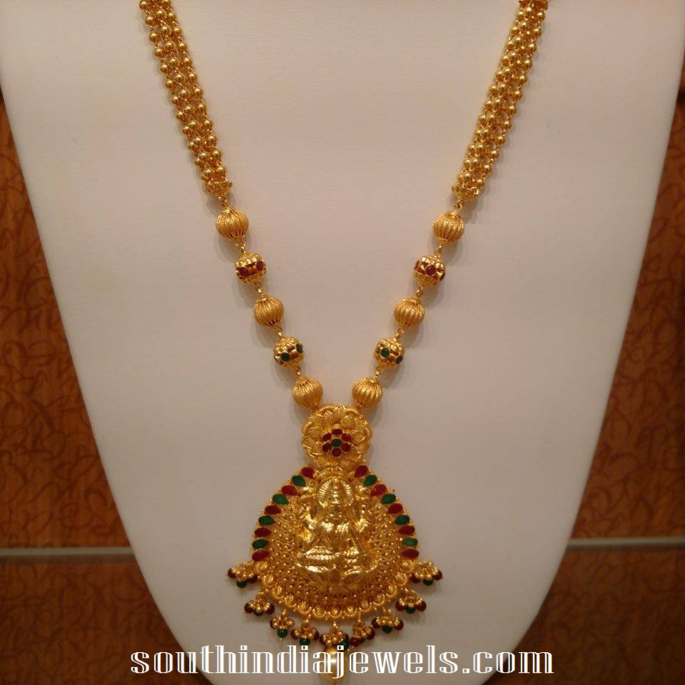 22K gold long haram from NAJ