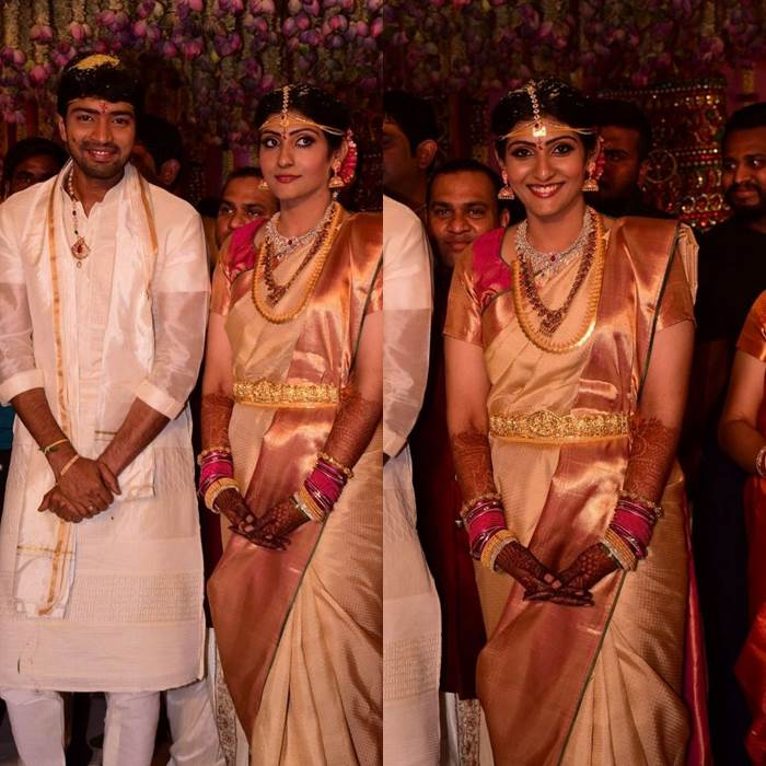 Allari Naresh Wedding with Virupa Jewelleries