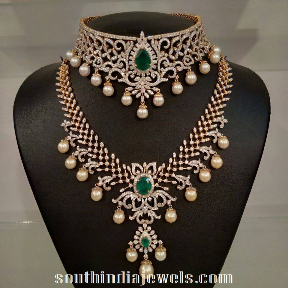 Bridal Diamond Jewelleries from NAJ