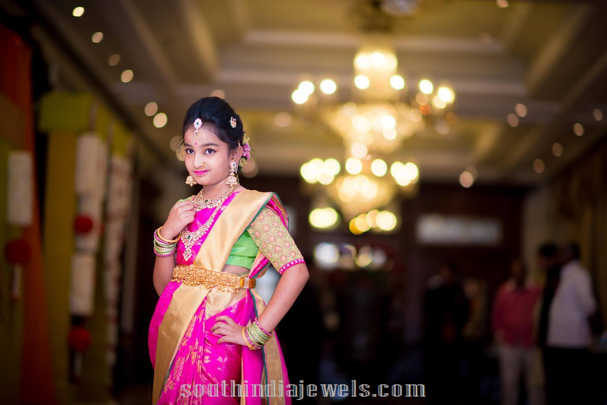 Kids Gold Jewellery Designs South India Jewels