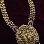 Nakshi Work Necklace from NAJ Jewellery