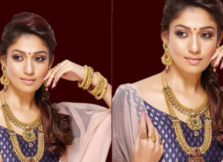 Nayanthara For GRT Jewellers