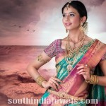 Rakul Preet in Traditional Jewelleries