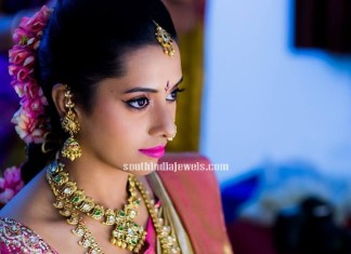 South Indian Bridal Jewellery Designs