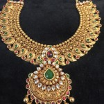 Bridal Choker Necklace Design