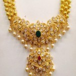 Gold multilayer ball haram latest design