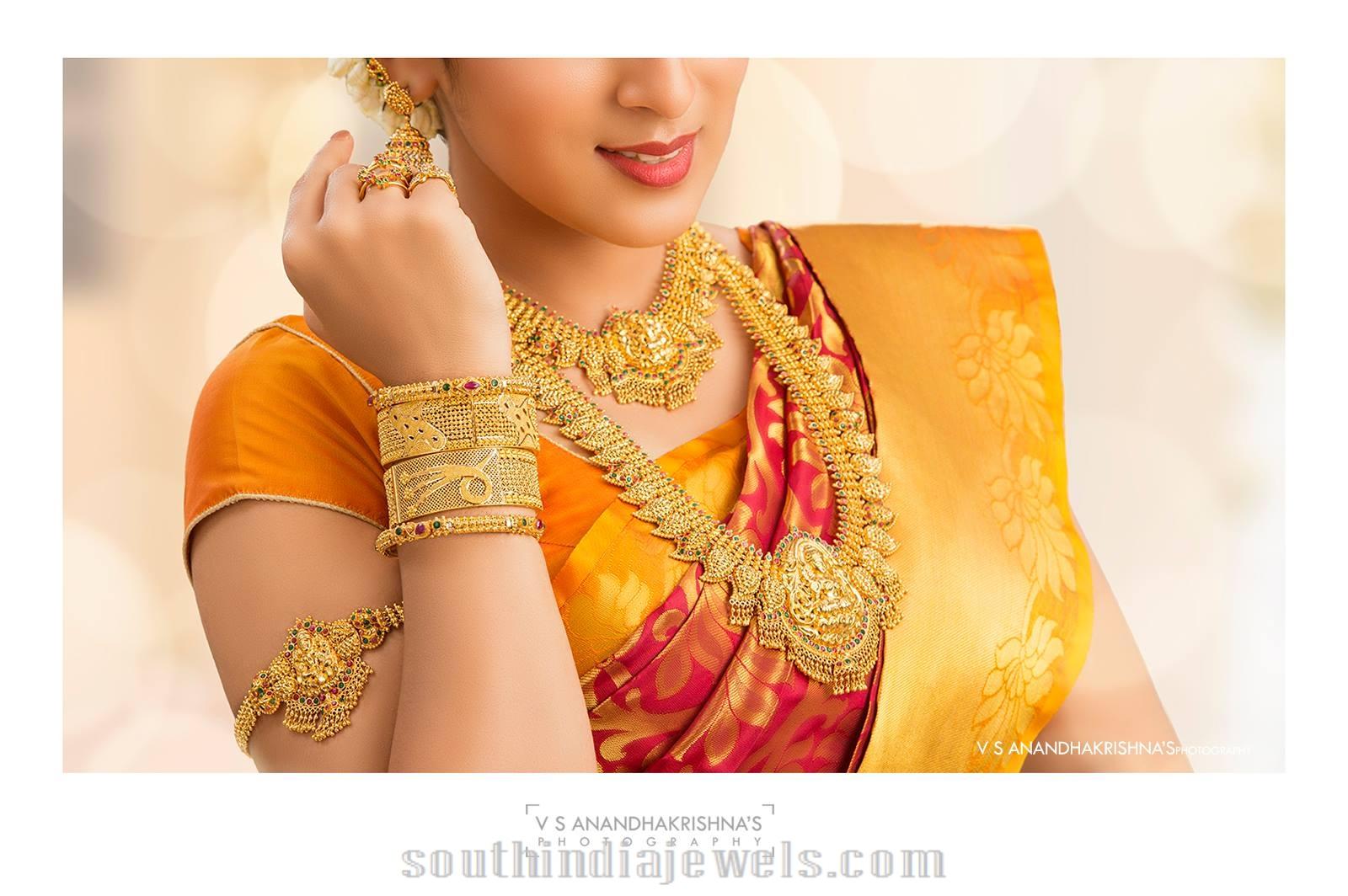 Cool Saravana Stores Wedding Jewellery Collection Ideas - Jewelry ...