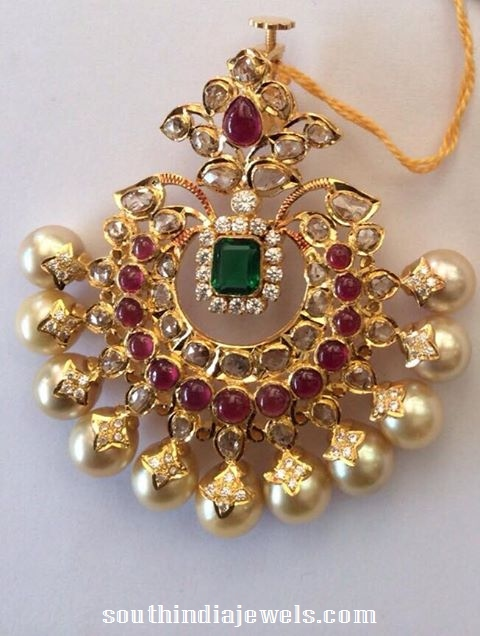 South sea pearls pendant south india jewels south sea pearl pendant designs aloadofball