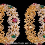 Diamond Bangles From PMJ Jewels