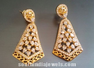 Designer Stone Fashion Earrings