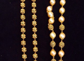 Antique gold chain models