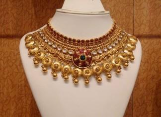 Kundan Bridal Necklace