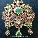 Royal Antique Ruby Pendant From NAJ