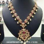 Imitation CZ Stone Necklace Design