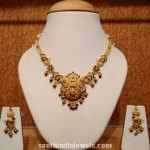 22k Gold Mini Necklace Set