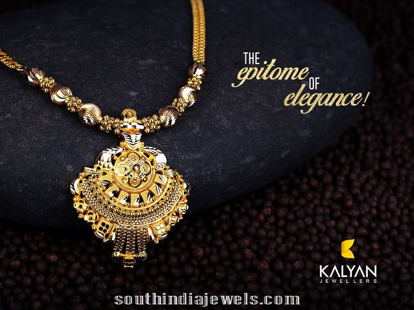 pendant titan at colour hanuman online buy gold product tanishq bi