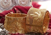 22k gold bangles from tanishq
