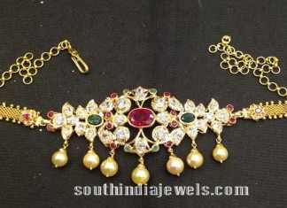 Bridal gold aram band models