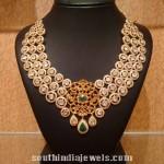 Bridal Polki Necklace From NAJ