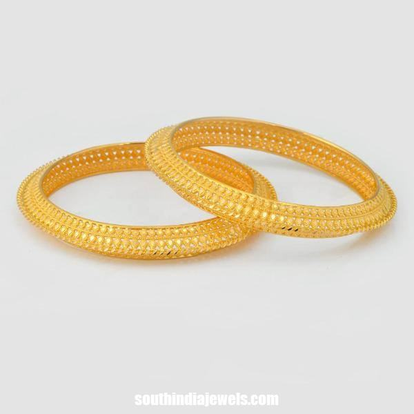 Gold Bangle Latest Model