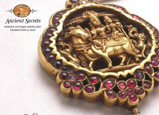 Prince Jewellery Antique Pendant