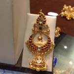 Ruby Chandbali Jhumka