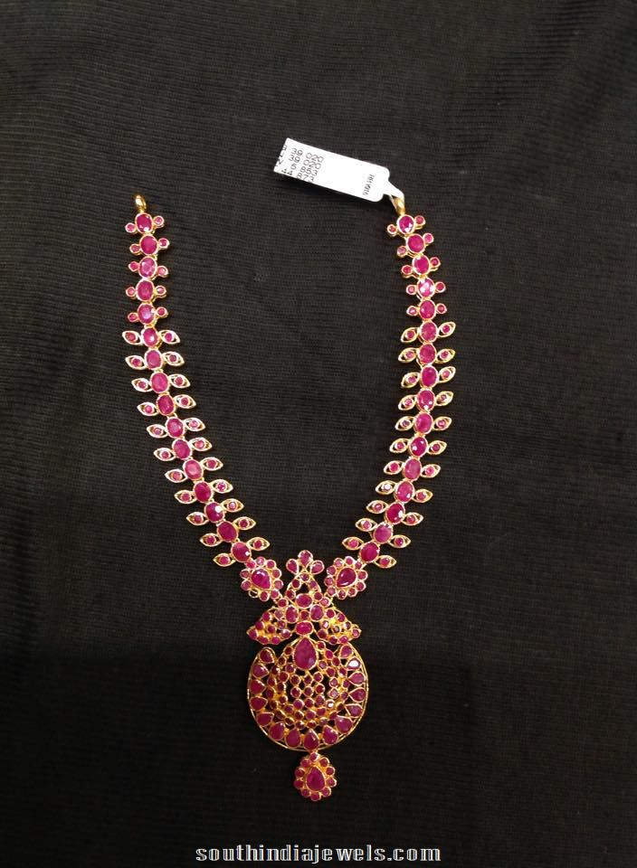 Ruby Necklace Designs online