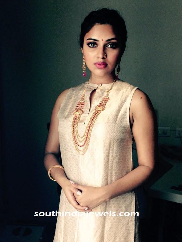Amala Paul in Josalukkas store launch