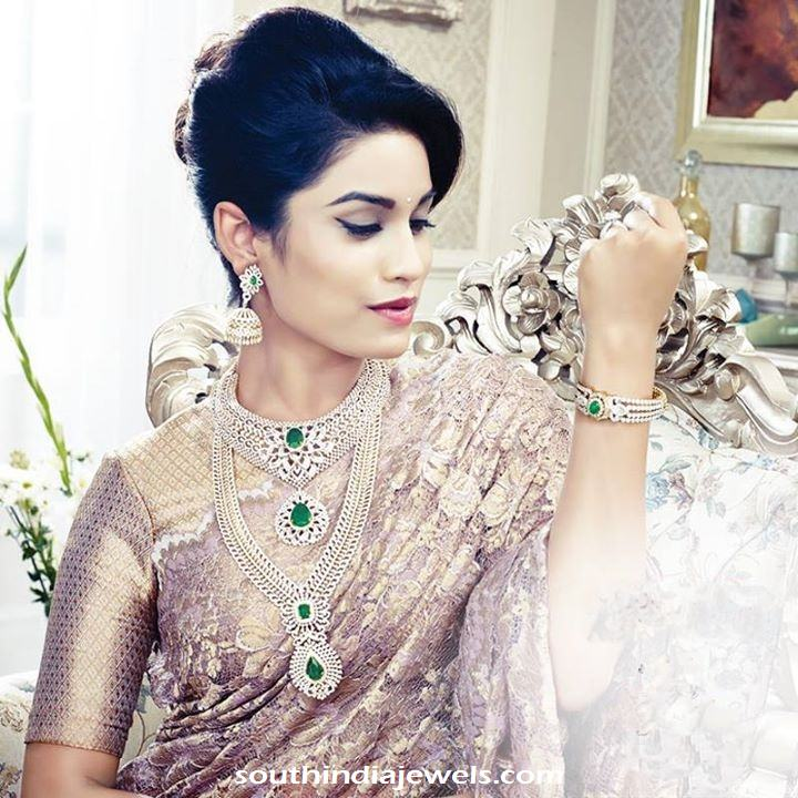 Bridal Diamond Jewellery Collections from GRT Jewellers
