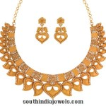 Gold Necklace Design From Joyalukkas