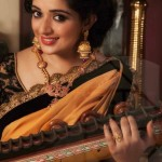 Kavya Madhavan in Antique Jewelleries