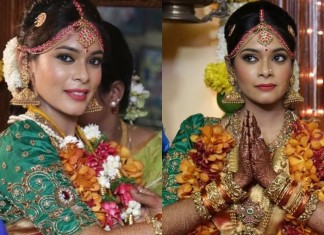 Keerthi Shanthanu Wedding Jewelleries