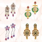 Diamond Earrings from GRT Jewellers