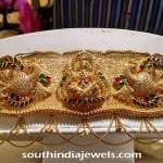 Gold Stone Ottiyanam (Vaddanam)