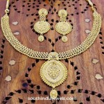 22 Carat Gold Necklace & Earrings from Manubhai