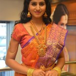 Actress Shamili in CMR Gold Jewellery