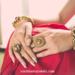 Antique Gold Rings and Bangles