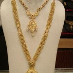 Gold Bridal Jewellery Set