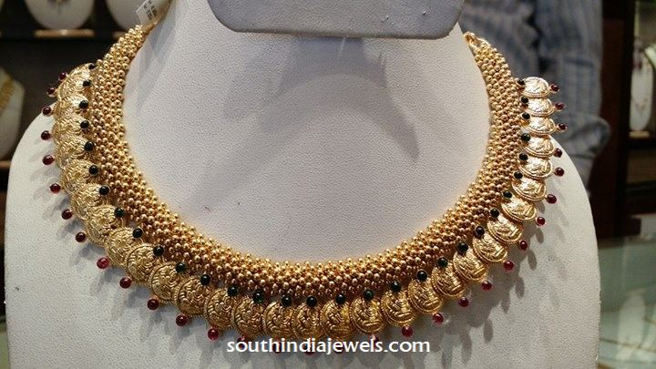 Latest gold Kasumalai Design