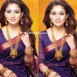 Nayanthara in GRT Gold Jewelleries