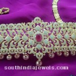 1 Gram Gold Vadanam with Price
